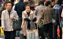 Dân số Nhật Bản sụt giảm nghiêm trọng