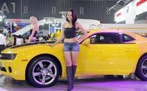 Doanh số xe hơi tăng mạnh toàn cầu