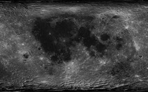 Trung Quốc công bố ảnh toàn cảnh Mặt trăng
