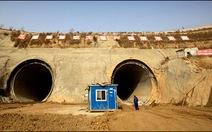Công trình dẫn nước khổng lồ của Trung Quốc
