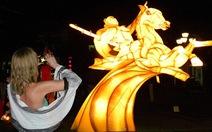 Hội An bế mạc Hội đèn lồng lần 4