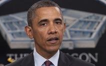 Obama ký sắc lệnh trừng phạt mới với Iran