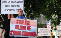 Đại sứ quán Trung Quốc ở Libya bị tấn công