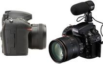 Nikon ra mắt mẫu DSLR cao cấp D800 và D800E