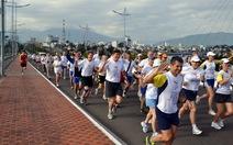 Chạy marathon vì hòa bình