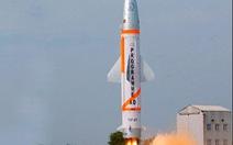 Ấn Độ phóng thành công tên lửa đánh chặn
