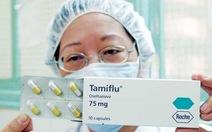 """Tamiflu không phải """"ngôi sao"""""""