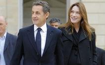 Người Pháp tức giận việc dựng tượng Carla Bruni Sarkozy