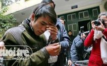 Di lý nghi phạm cướp tiệm vàng về Hà Nội