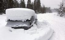 Sống sót sau 2 tháng kẹt trong tuyết