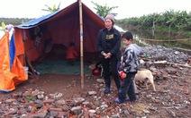 UBND xã Vinh Quang bố trí chỗ ở cho gia đình ông Vươn