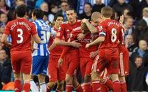 Liverpool nhẹ nhàng vào tứ kết