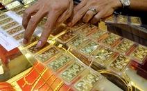 Vàng trong nước tăng 100.000 đồng/lượng