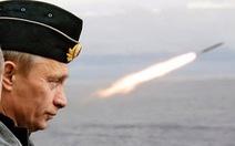 Nga hiện đại hóa quân đội