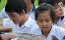 Tuyển sinh ĐH, CĐ 2012: Đang chờ phương án xét tuyển