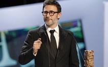 Phim câm càn quét giải Oscar nước Pháp