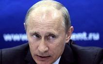 Nga phá tan vụ mưu sát Thủ tướng Putin