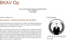 Đã xác định thủ phạm tấn công Bkav Forum