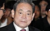 Chủ tịch Tập đoàn Samsung bị kiện đòi chia tài sản