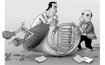 Tác quyền âm nhạc: Không ai nhường ai