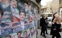Lãnh tụ Iran kêu gọi dân đi bầu quốc hội