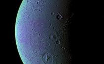 Phát hiện oxy tồn tại trên vệ tinh sao Thổ