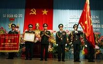 Sư đoàn không quân nhận danh hiệu anh hùng