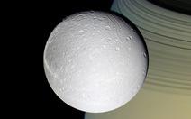 Vệ tinh sao Thổ có oxy