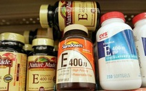 Nguy cơ bị loãng xương từ vitamin E