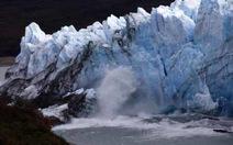 Argentina: sụp lở sông băng