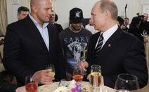 Putin thắng cử: phản ứng của thế giới