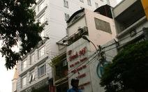 Khách sạn xây sai phép gần 680m2