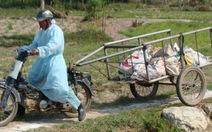 Vịt nhiễm cúm A/H5N1 ở Quảng Ngãi