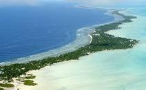 Di dời cả đảo quốc Kiribati do biến đổi khí hậu