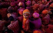 Rực rỡ lễ hội sắc màu ở Ấn Độ