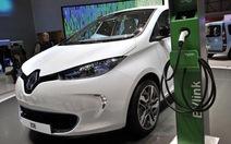 Trình làng giải pháp mới cho sạc ôtô điện