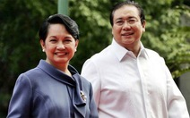 Tòa án Philippines phát lệnh bắt vợ chồng Arroyo