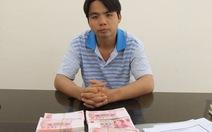 Đề nghị truy tố 2 bị can lưu hành tiền giả liên tỉnh
