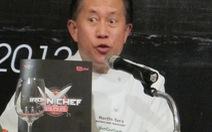 Iron Chef - Siêu đầu bếp đến VN