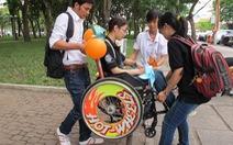 Nhịp cầu cho người khuyết tật