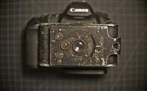 Kết hợp ống kính 93 năm và Canon 5D Mark II