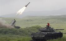 Nhật triển khai đánh chặn tên lửa Bình Nhưỡng