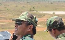 Không quân Việt Nam thực hành ném bom