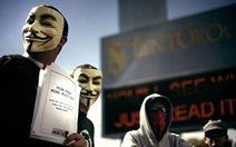 Anonymous dọa đánh sập Internet ngày 31-3