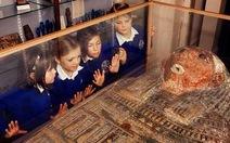 Lần đầu tái dựng khuôn mặt xác ướp 2.600 tuổi