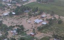Lũ lụt, Fiji ban bố tình trạng khẩn cấp