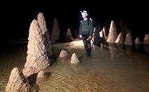 Gợi ý nhiều tên gọi cho hang động mới phát hiện