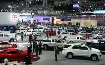 Cuộc chiến doanh số tại Bangkok International Motor Show