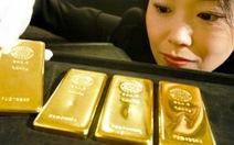 Vàng giảm tiếp 210.000 đồng