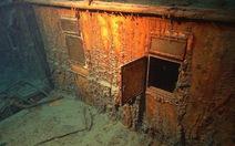 Xác tàu Titanic trở thành di sản UNESCO